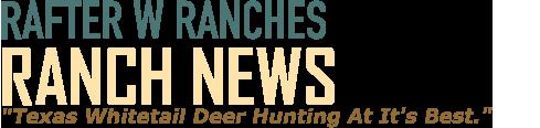 Ranch News